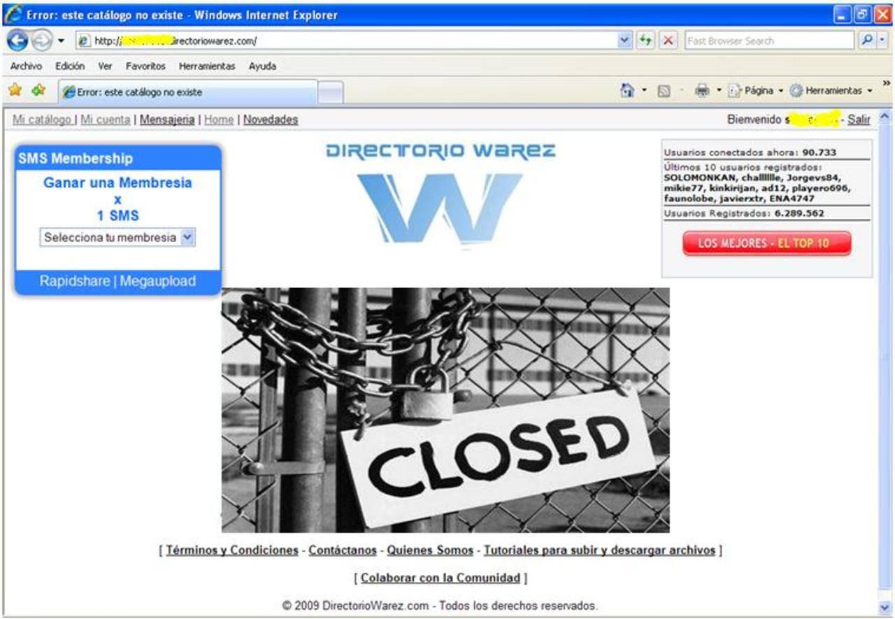 Punto Download Venta Directorio Warez De