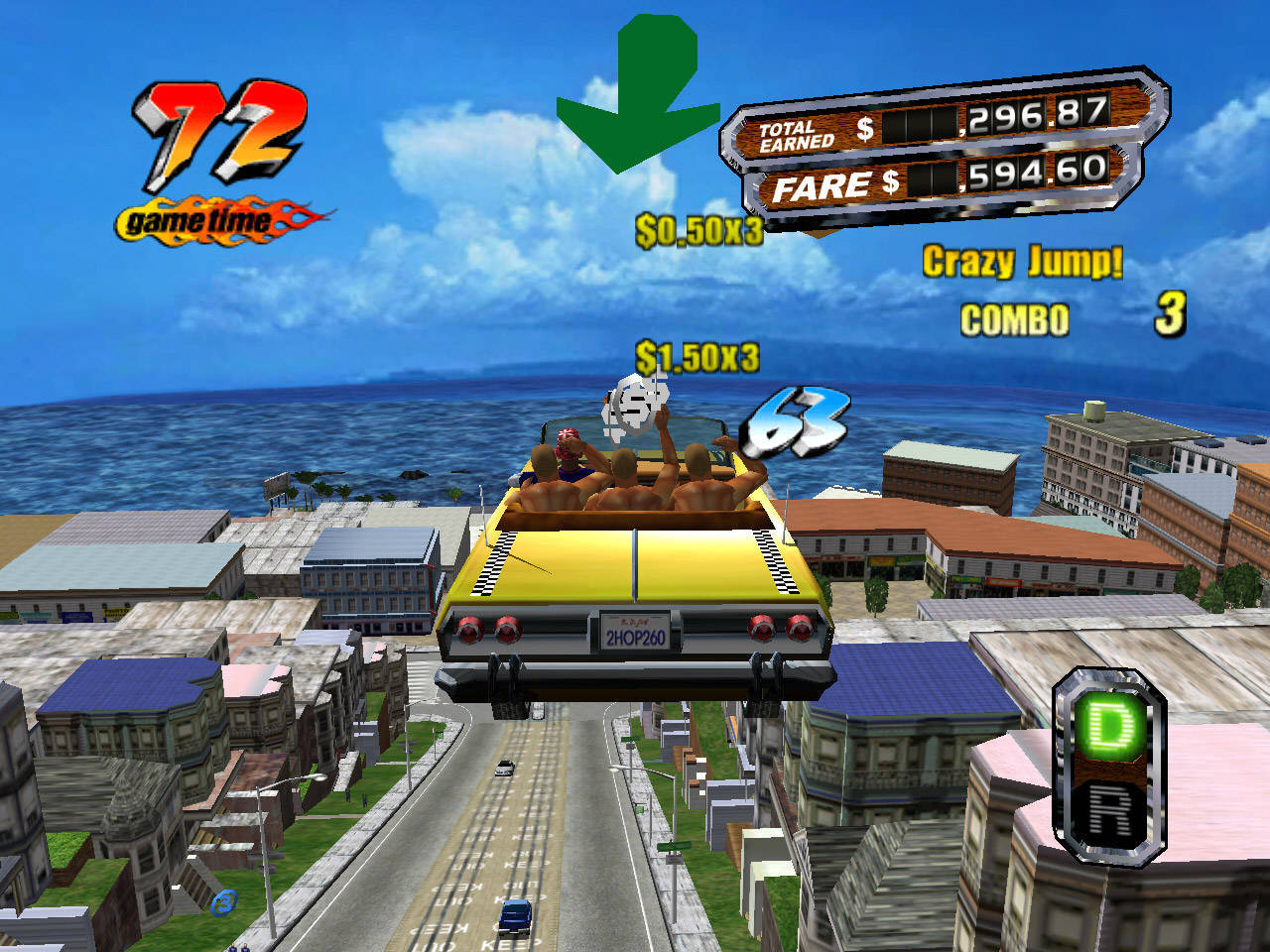 descargar crazy taxi 2 para pc