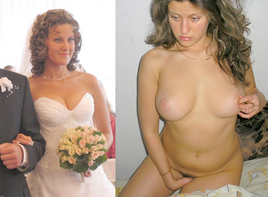 Clothed Naked Brides