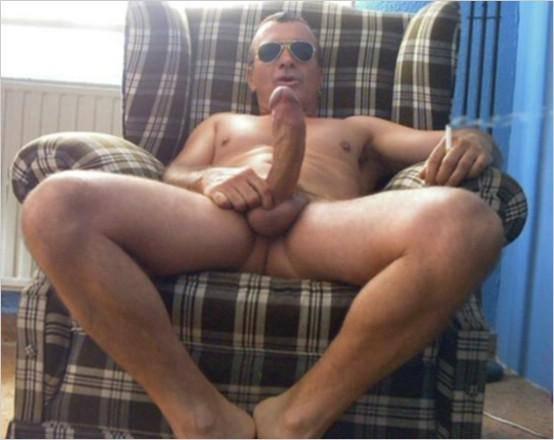 голые зрелые мужики фото