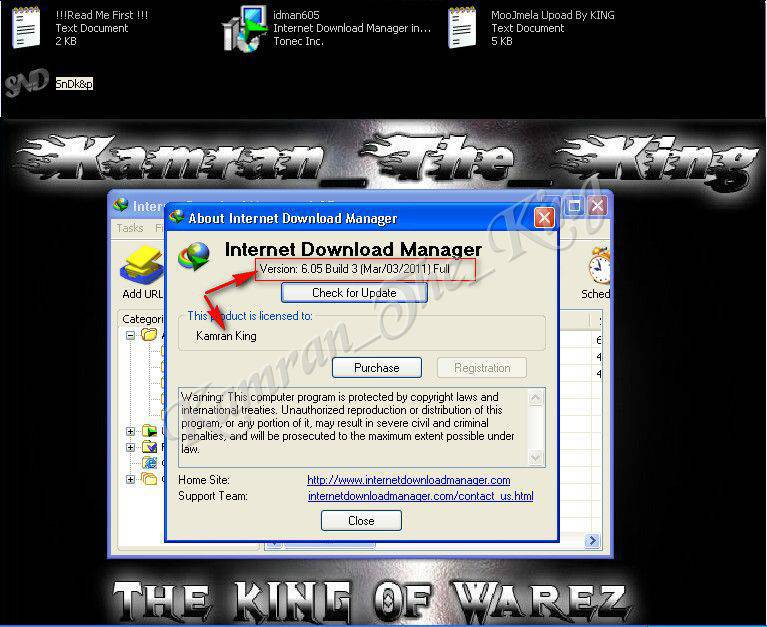 Internet Download Manager Build