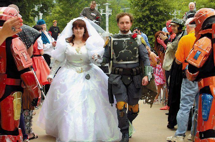 Cosplay na ślubie? 19