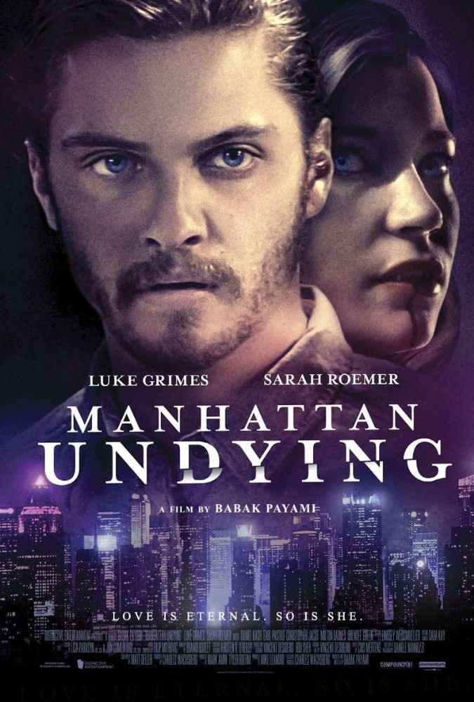 Manhattan Undying 2016 HDRip XviD AC3EVO