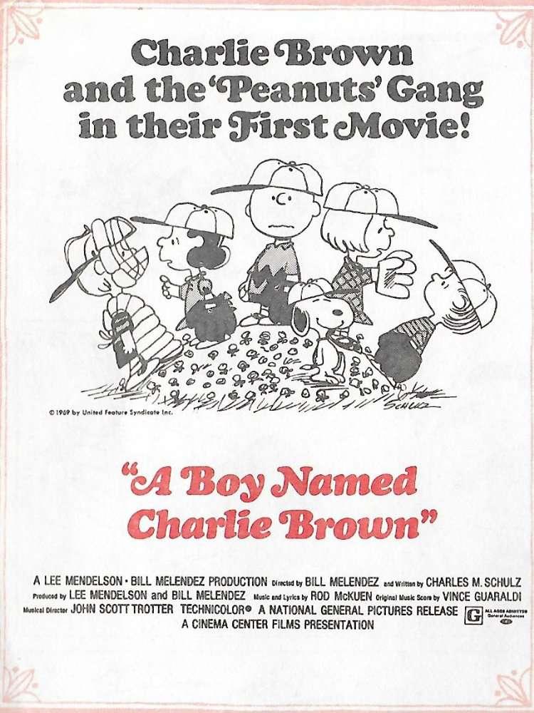 A Boy Named Charlie Brown 1969 iNTERNAL BDRip x264SPRiNTER