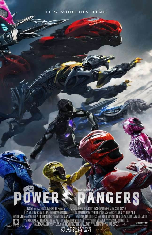 Power Rangers 2017 BDRip x264GECKOS