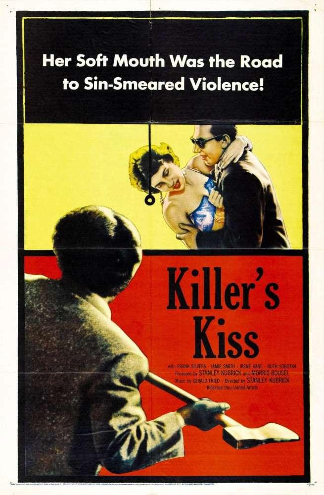 Killer's Kiss 1955 DVDRip x264KARASU