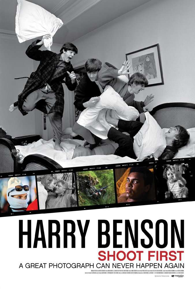 Harry Benson Shoot First 2016 LIMITED DVDRip x264CADAVER