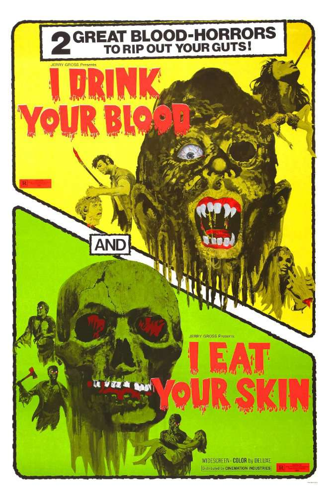 I Drink Your Blood 1970  BluRay x264GHOULS