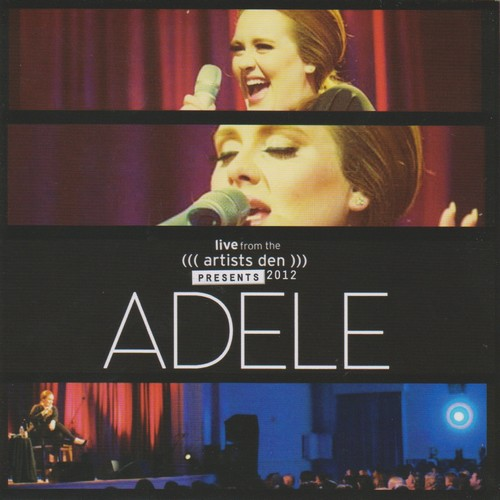 Adele - Live From The Artists Den (2012) [Flac]