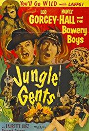 Jungle Gents 1954 DVDRip x264