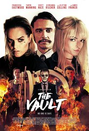 The Vault 2017 BRRip XviD AC3-EVO