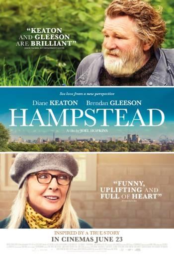 Hampstead 2017 DVDRip x264-CADAVER