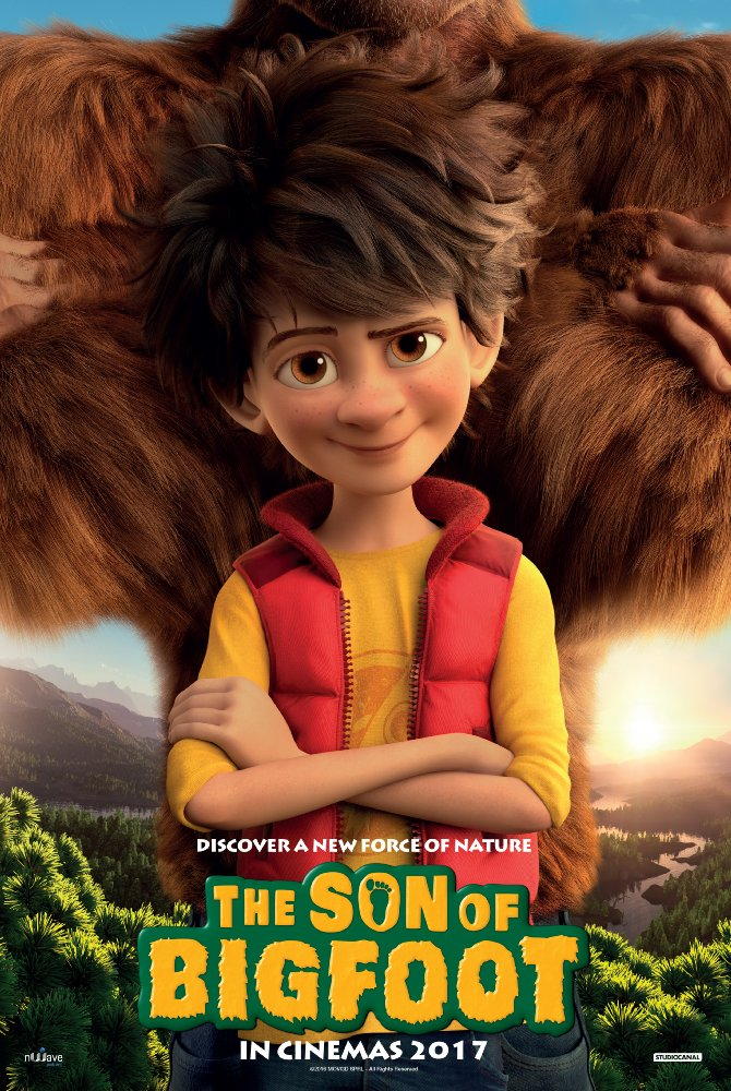 The Son of Bigfoot 2017 HDRip XviD AC3-EVO