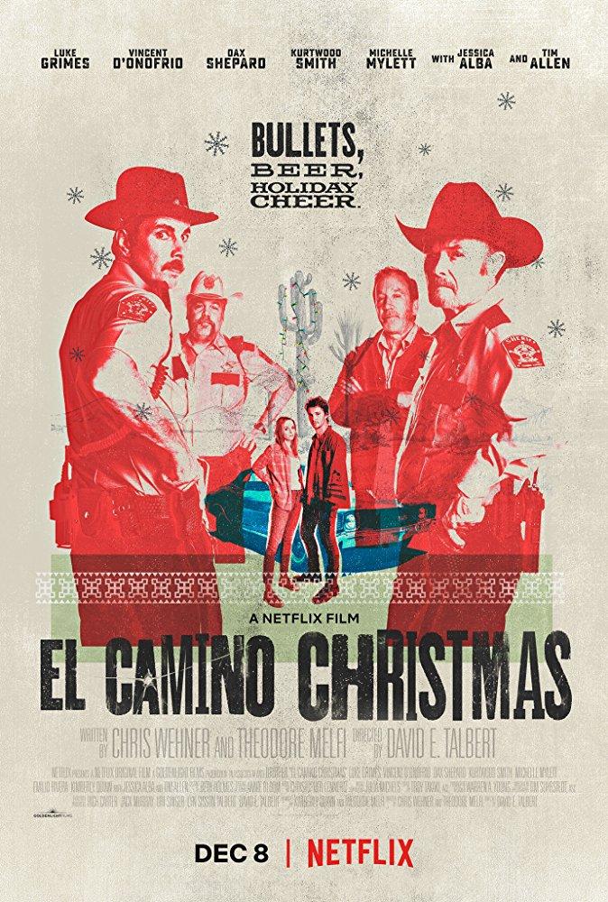 El Camino Christmas 2017 HDRip DD2 0 x264-BDP