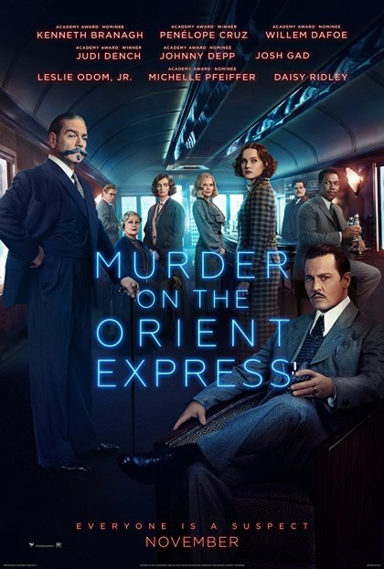 Murder on the Orient Express (2017) 1080p