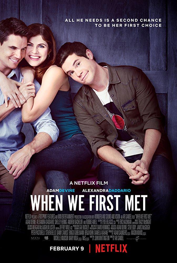 When We First Met 2018 WEBRIP X264 AC3-DiVERSiTY