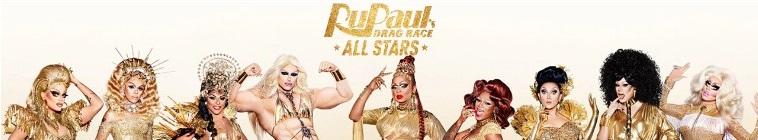 RuPauls Drag Race All Stars S03E05 Pop Art Ball VH1 WEB-DL AAC2 0 x264