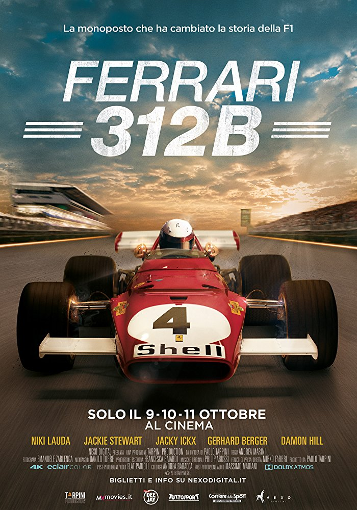 Ferrari 312B Where the Revolution Begins 2017 BRRip XviD AC3-XVID