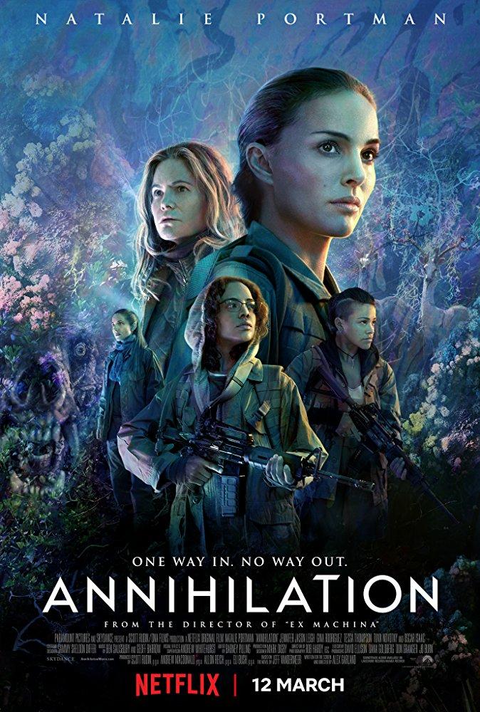 Annihilation 2018 1080p 10bit WEBRip 6CH x265 HEVC-PSA