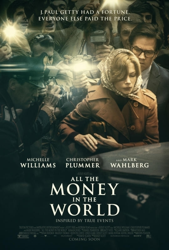 All the Money in the World (2017) [BluRay] [720p] YIFY