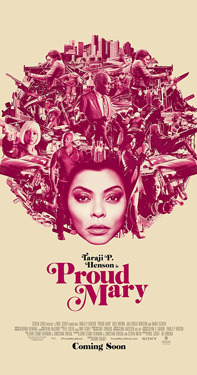 Proud Mary 2018 1080p BluRay x264-GECKOS