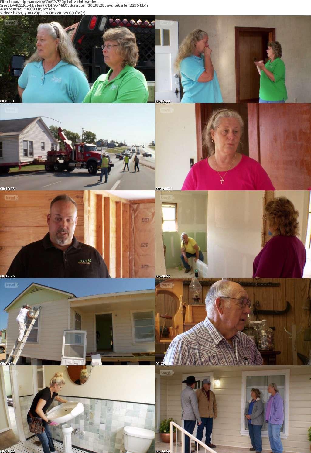 Texas Flip N Move S03E02 720p HDTV x264-dotTV
