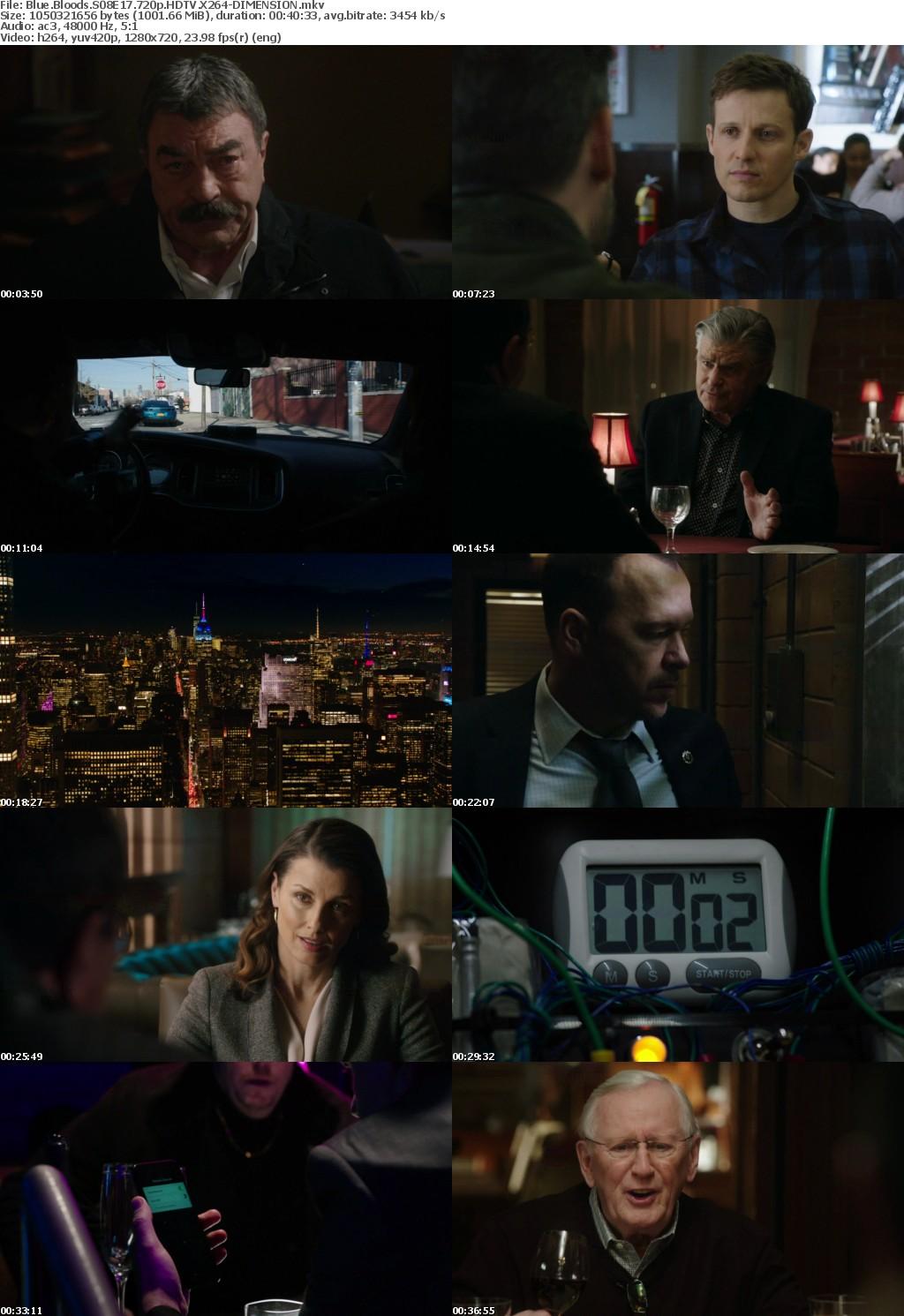 Blue Bloods S08E17 720p HDTV X264-DIMENSION