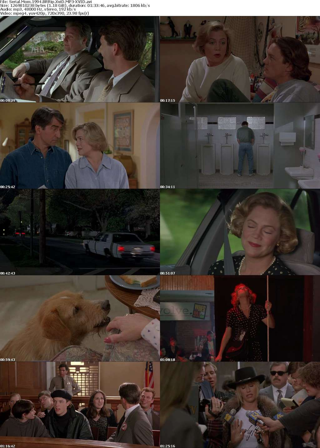 Serial Mom 1994 BRRip XviD MP3-XVID