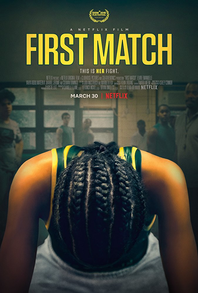 First Match 2018 HDRip x264 AC3-Manning
