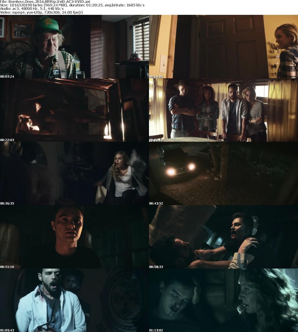 Bornless Ones 2016 BRRip XviD AC3-XVID