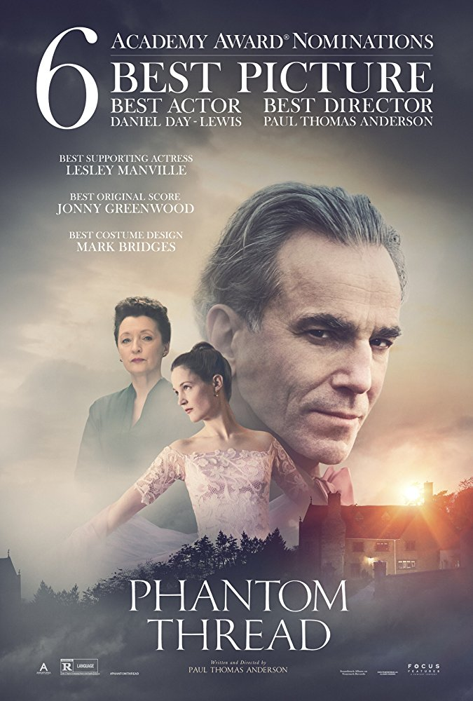 Phantom Thread 2017 1080p BRRip 6CH MkvCage