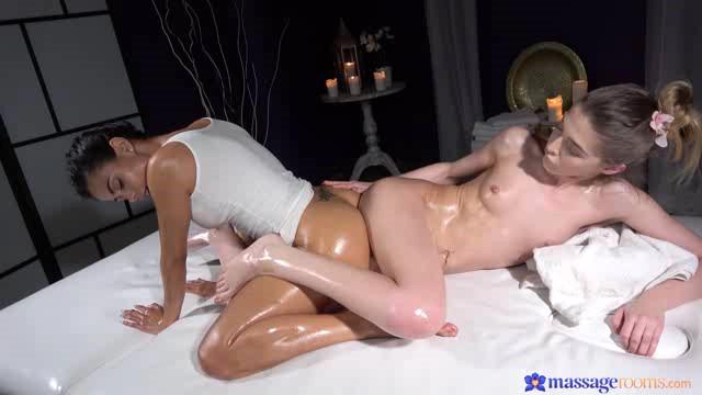 MassageRooms 18 03 31 Canela Skin And Rhiannon Ryder XXX