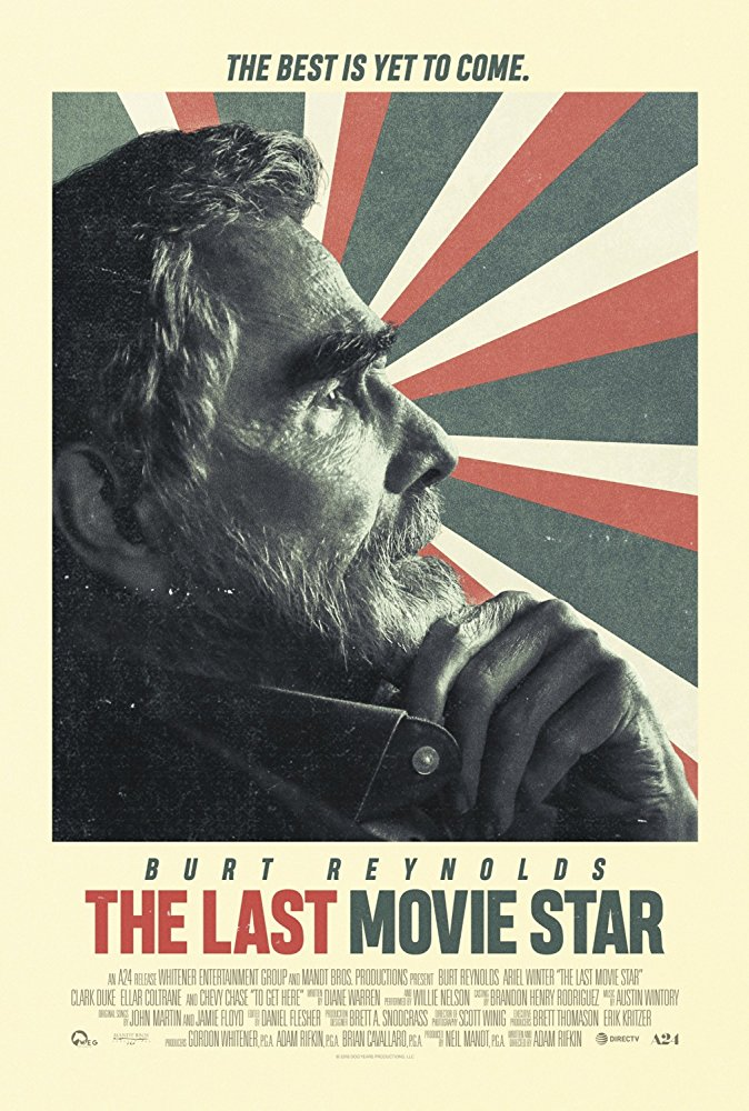 The Last Movie Star 2018 1080p WEB-DL H264 AC3-EVO