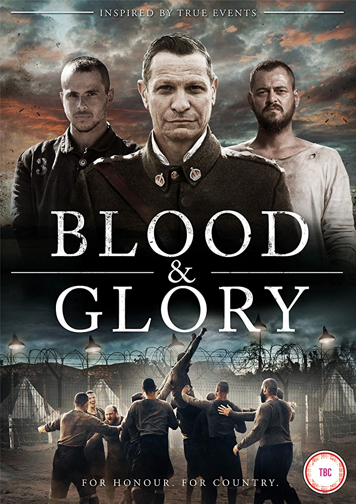 Blood and Glory 2018 V2 HDRip XviD AC3-EVO
