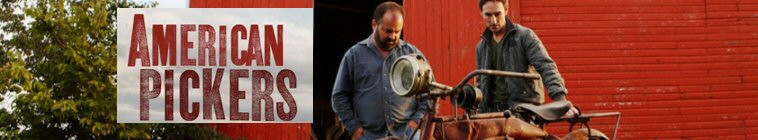 American Pickers S18E14 720p HDTV x264-KILLERS