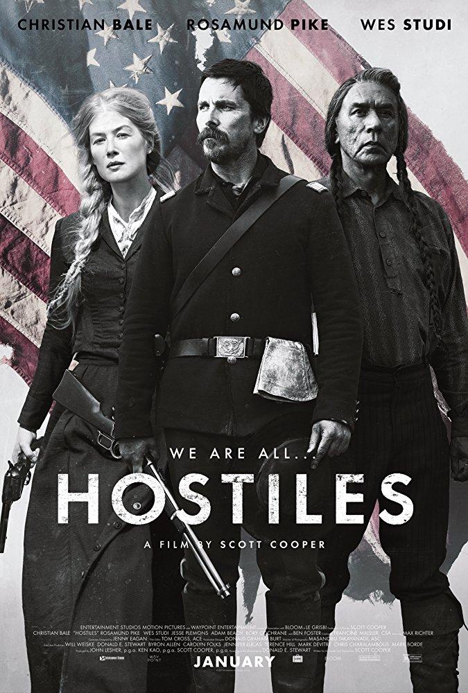 Hostiles 2017 HDRip x264 AC3-Manning