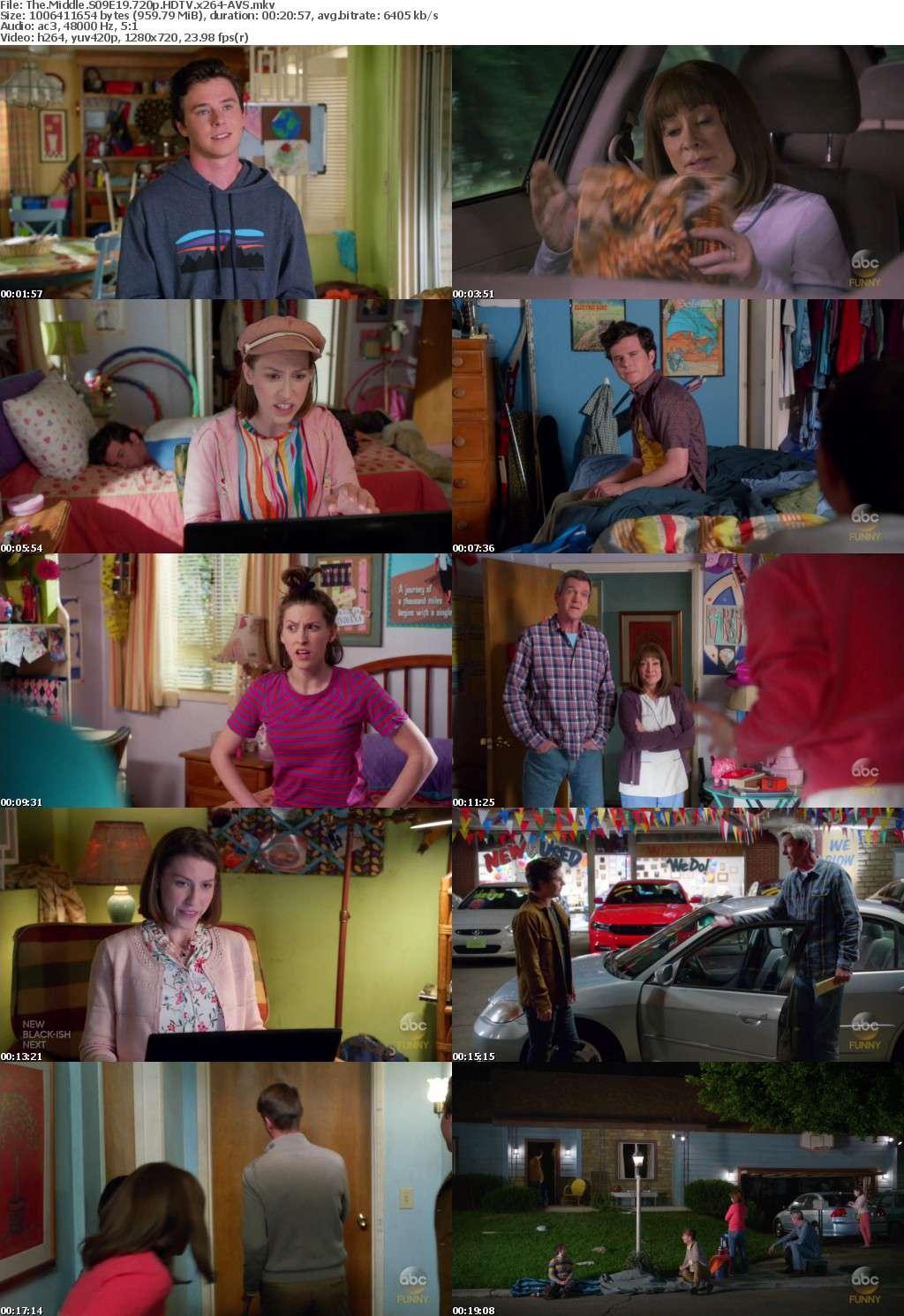 The Middle S09E19 720p HDTV x264-AVS