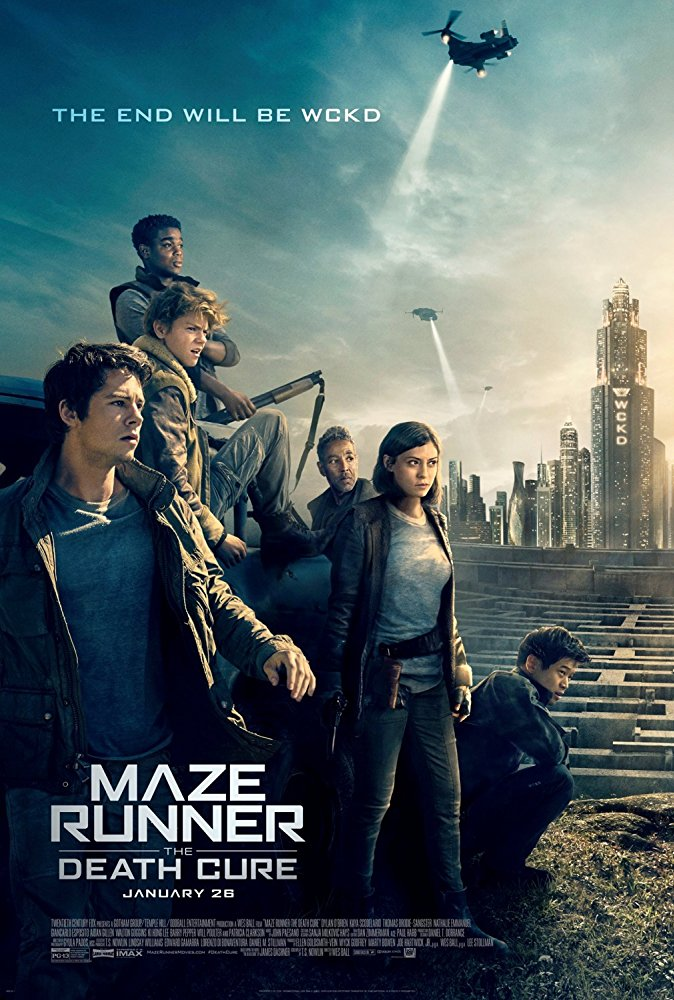 Maze Runner The Death Cure 2018 720p BRRip MkvCage