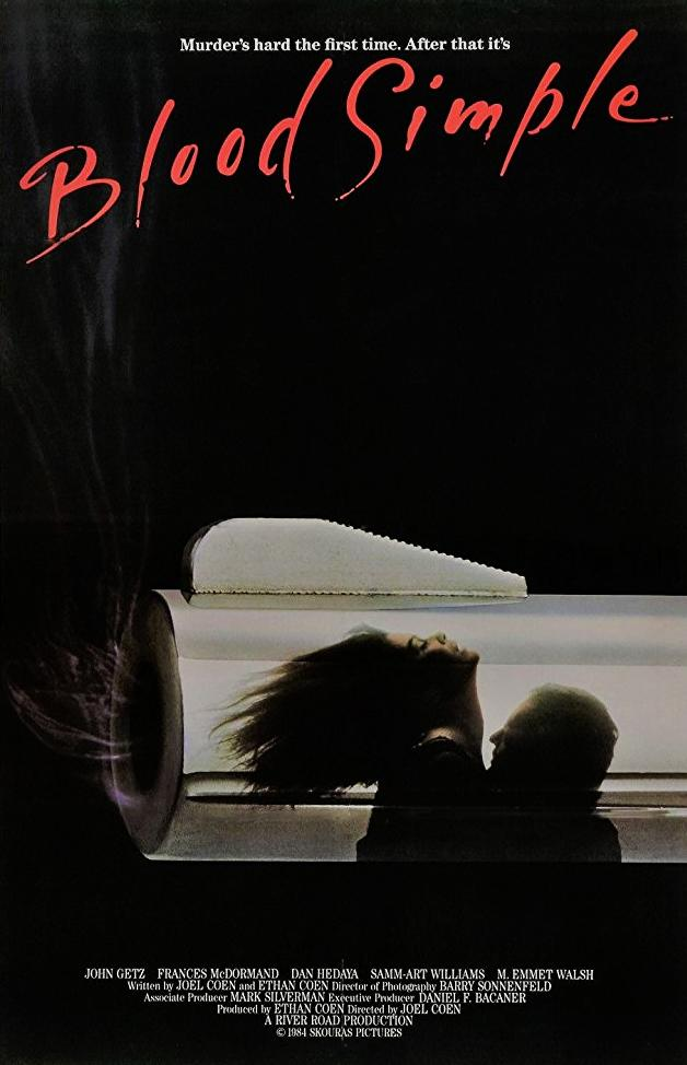 Blood Simple (1984) [BluRay] [720p] YIFY