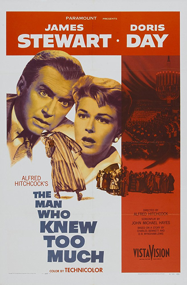 The Man Who Knew Too Much 1956 BRRip XviD MP3-XVID