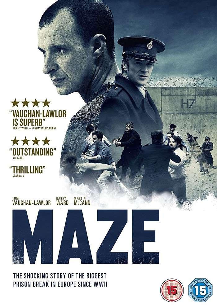 Maze (2017) 1080p BRRip YIFY