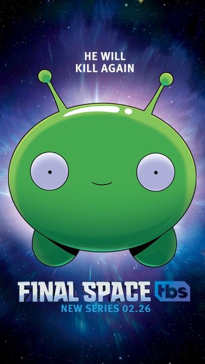 Final Space S01E09 Chapter Nine 720p AMZN WEBRip DDP5 1 H 264-NTb