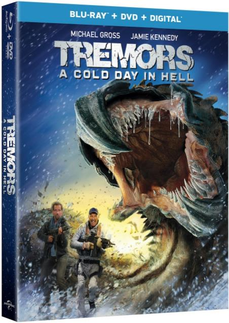 Tremors A Cold Day in Hell (2018) BDRip XviD AC3-EVO