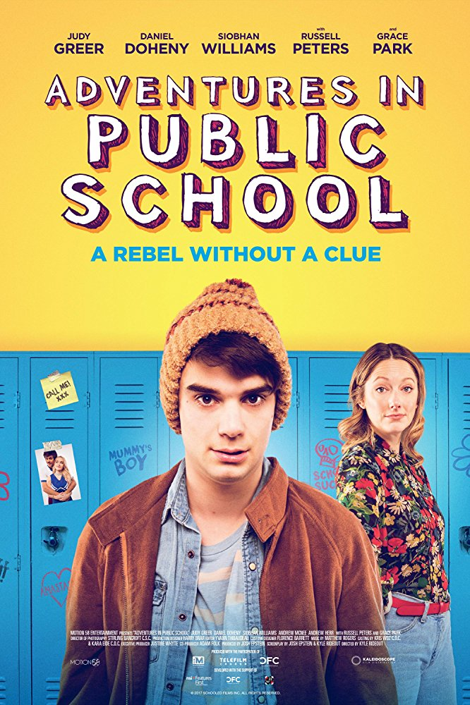 Adventures in Public School 2017 WEB-DL XviD AC3-FGT