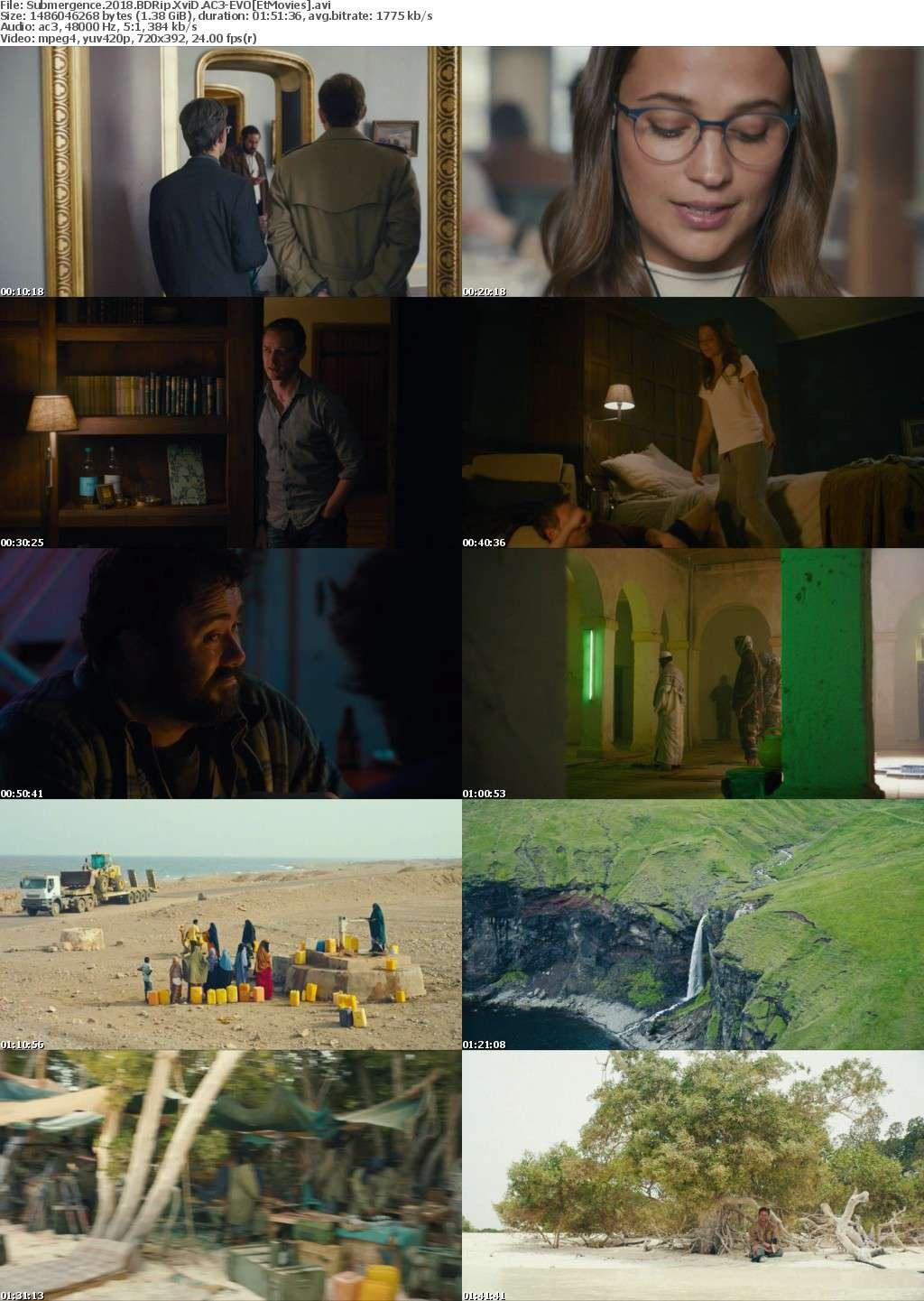 Submergence 2018 BDRip XviD AC3-EVO[EtMovies]