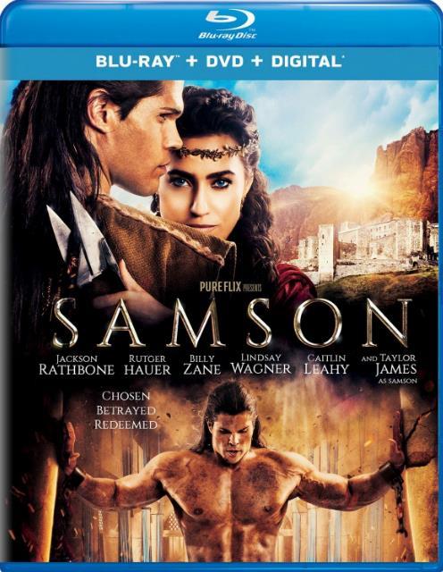Samson (2018) BRRip AC3 X264-CMRG
