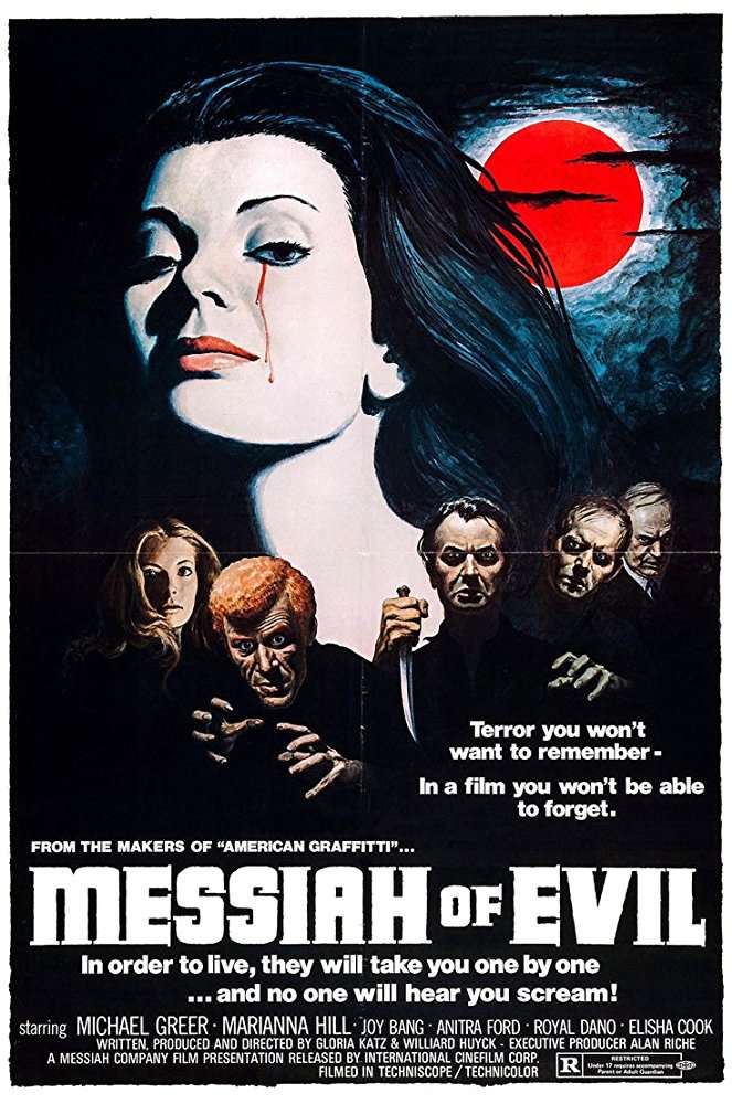 Messiah of Evil 1973 DVDRip XViD