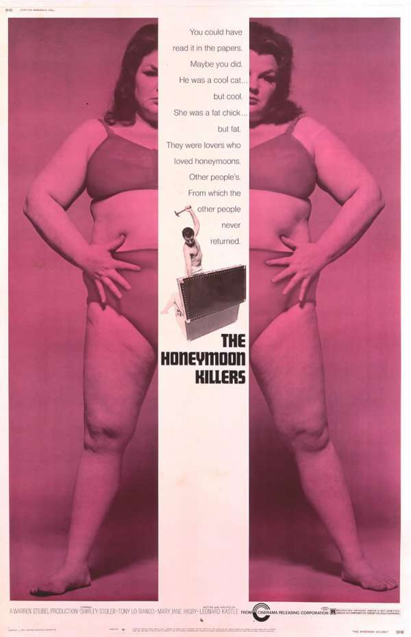 The Honeymoon Killers 1969 BRRip XviD MP3-XVID