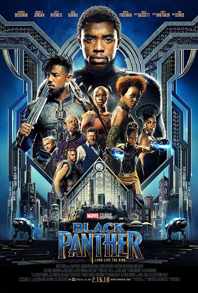 Black Panther 2018 BRRip AC3 X264-CMRG [N1C]