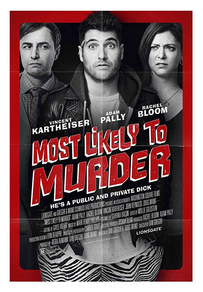 Most Likely to Murder (2018) HDRip XviD AC3 LLG
